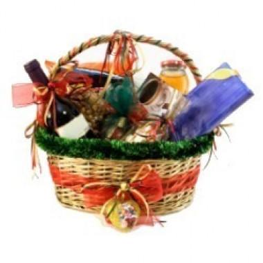 Christmas baskets Guatemala