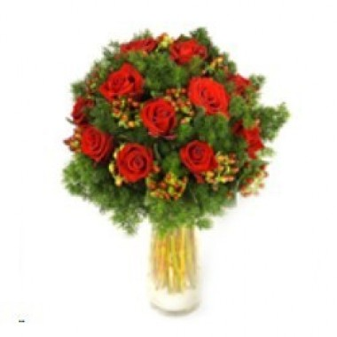 Christmas in Roses