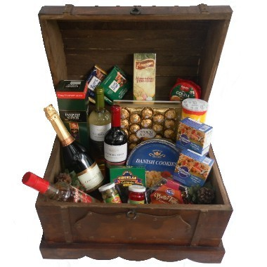 Gourmet Hampers to Chile