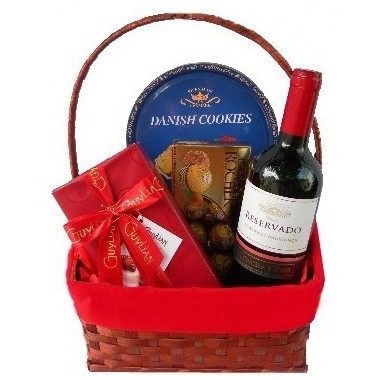 Gourmet Basket for Him