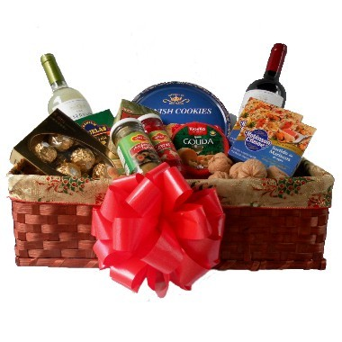 Gourmet Basket to Panama
