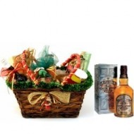 Chivas Regal Basket (Just for Panama City)