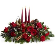 Large Christmas Centerpiece