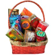 Christmas Joy Basket