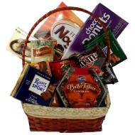 Chocolate Baskets to Chile