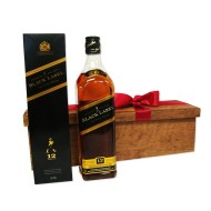 Johnnie Walker Scotch Whisky Black