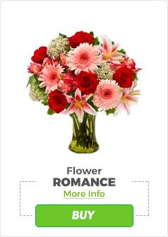 envío internacional de rosas a domicilio